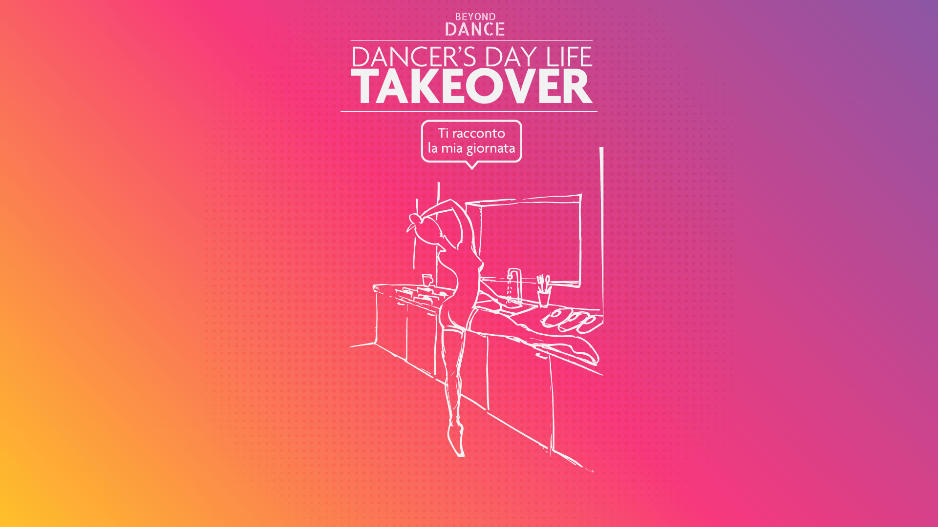 TAKE OVER - Ballerina